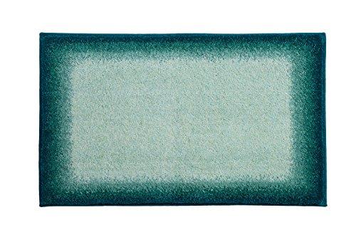 Grund Designer Series Accent/Bath Rug, Avalon, 21-inch by 34-Inch, Green