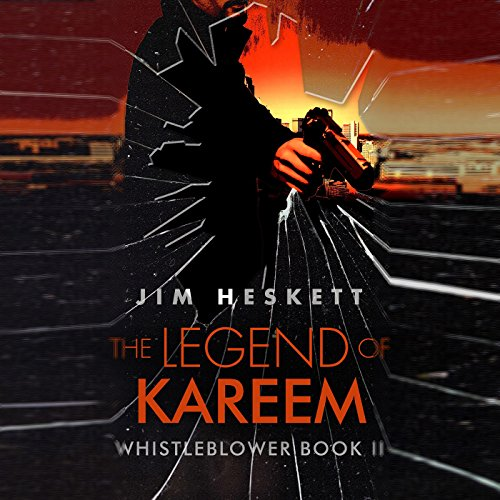 The Legend of Kareem audiobook cover art