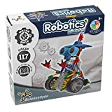 Science4you-Robotics Robotics Deltabot - Juguete Científico y Educativo Stem para Niños +8 Años, Multicolor, Regular (605169)