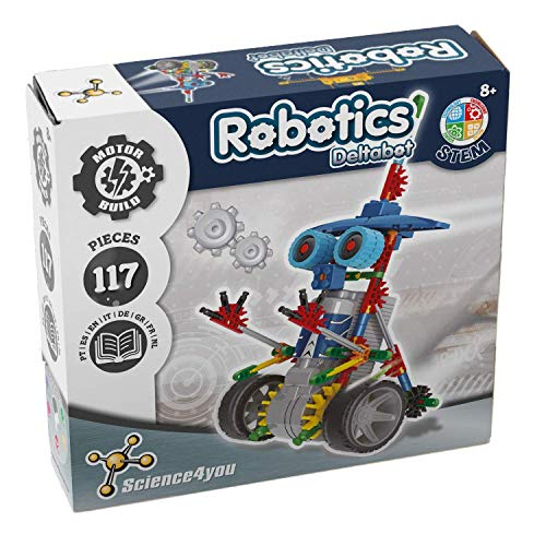 Science4you-Robotics Robotics Deltabot -...