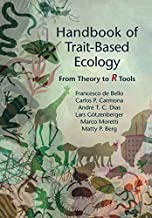 Handbook of Trait-Based Ecology (From Theory to R Tools)