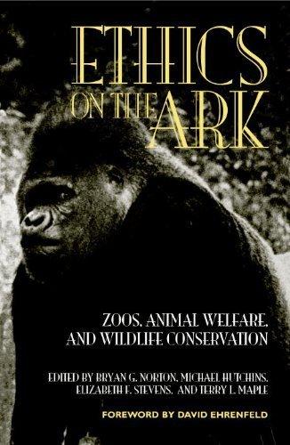 ETHICS on the ARK (Zoo & Aquarium Biology & Conservation) (1996-07-17)