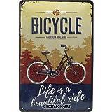 Nostalgic-Art 22293 - Bicycle - Beautiful Ride , Retro