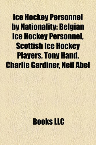 Ice Hockey Personnel By Nationality: Bel