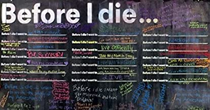 Best before i die wall Reviews