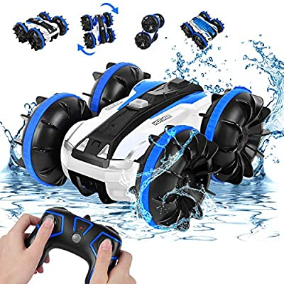 Amphibious Remote Control Car for Boys 812 Rabing