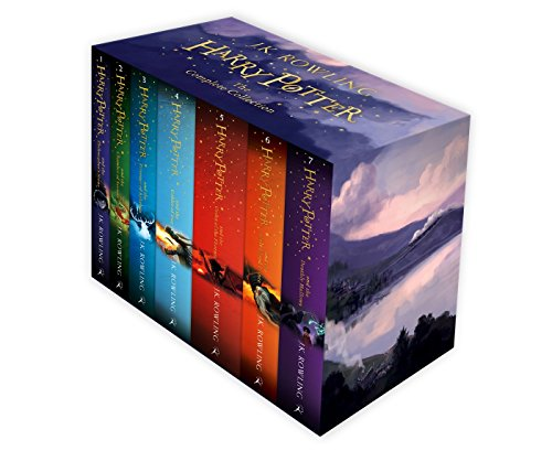 Harry Potter Box Set: The Complete Collection (Children's Paperback) [Versione Inglese]