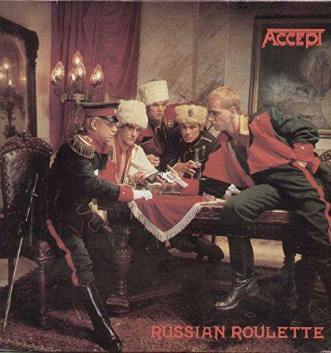 Russian roulette (1986) [Vinyl LP]