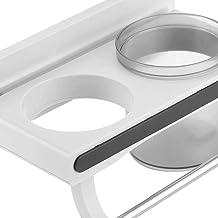 YuKeShop Föhn Rack, Waterdichte Gehumaniseerde Universele Size Föhn Styling Tools Organizer, voor Badkamer Glad Oppervlak