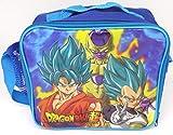 TDL Dragon Ball Z Bolsa Térmica Aislada - Licenciado Oficialmente - 20 x 18 x 9 cm - Cierre De Cremallera - Correa de Transporte - Insulated Lunch Bag