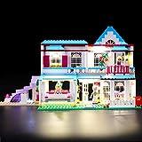 LIGHTAILING Conjunto de Luces (Friends Casa de Stephanie) Modelo de Construccin de Bloques - Kit de luz LED Compatible con Lego 41314 (NO Incluido en el Modelo)