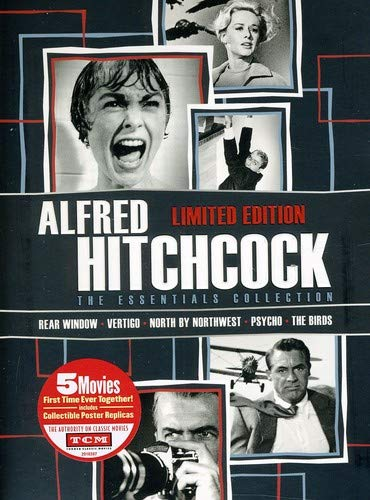 Alfred Hitchcock: The Essentials...