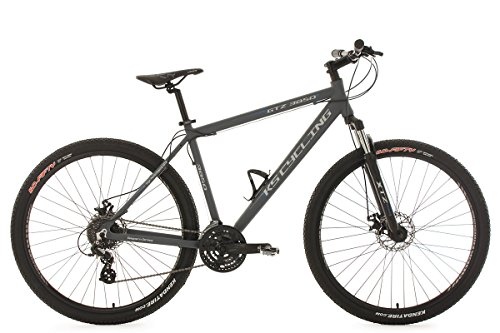 KS Cycling Mountainbike MTB Twentyniner Hardtail 29\'\' GTZ anthrazit RH51cm