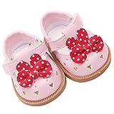 Baoblaze Vêtements Poupées Fille Américaine 18 Pouce - Chaussures Animés en Cuir PU - Rose