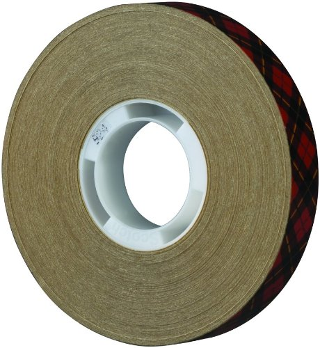 Scotch 924 Clear ATG Adhesive Transfer Tape 924 Clear, 0.50