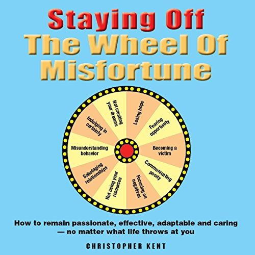 Staying off the Wheel of Misfortune audiobook cover art