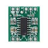 WAQU Placa de Amplificador de audio-7PCS PAM8403 2 Canales 3W + 3W Placa de Amplificador de Audio de Potencia Digital