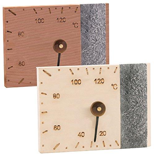 Sawo Sauna Thermometer 170-tr, Zedernholz oder Bebt