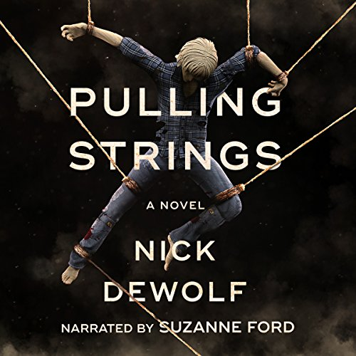 Pulling Strings audiobook cover art