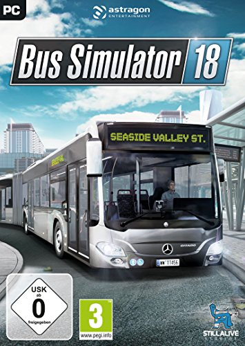 Bus Simulator 18 - [PC]