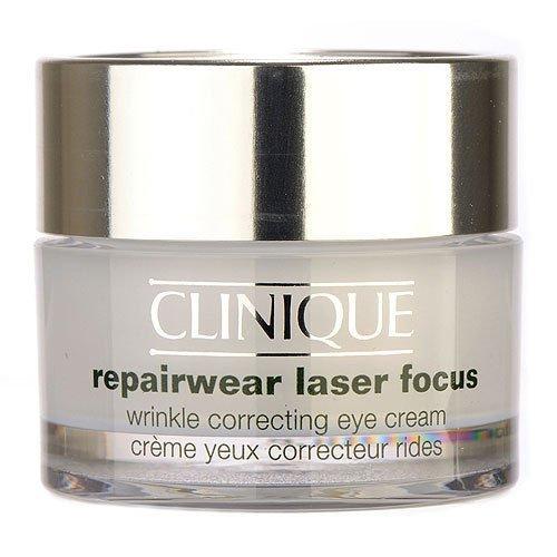 Clinique Repairwear Laser Focus Wrinkle Correcting Eye Cream 0.5oz,15ml