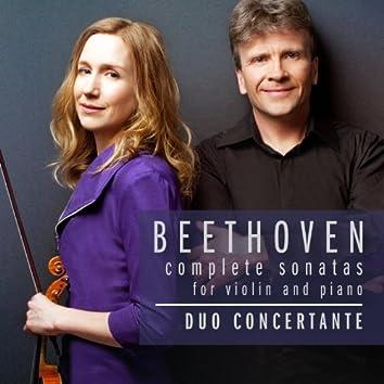 Beethoven Violin and Piano Sonatas
