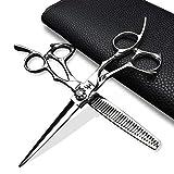 ZWJ-JJ 6' Premium hecha a mano japonesa de pelo Clipper Set for el peluquero o Home DIY Selección del corte de pelo