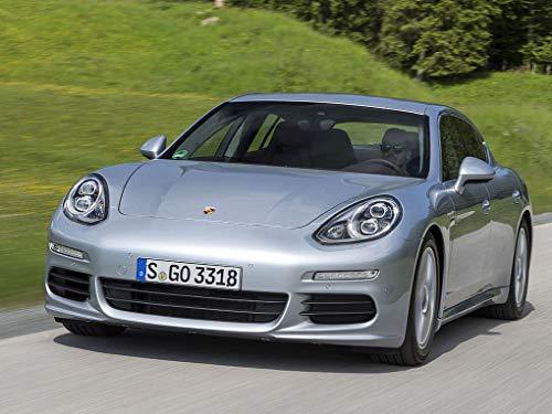 Porsche Panamera Produktion im Werk Leipzig