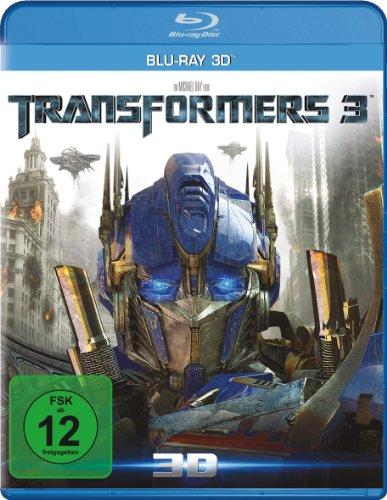 Transformers 3 [3D Blu-ray]