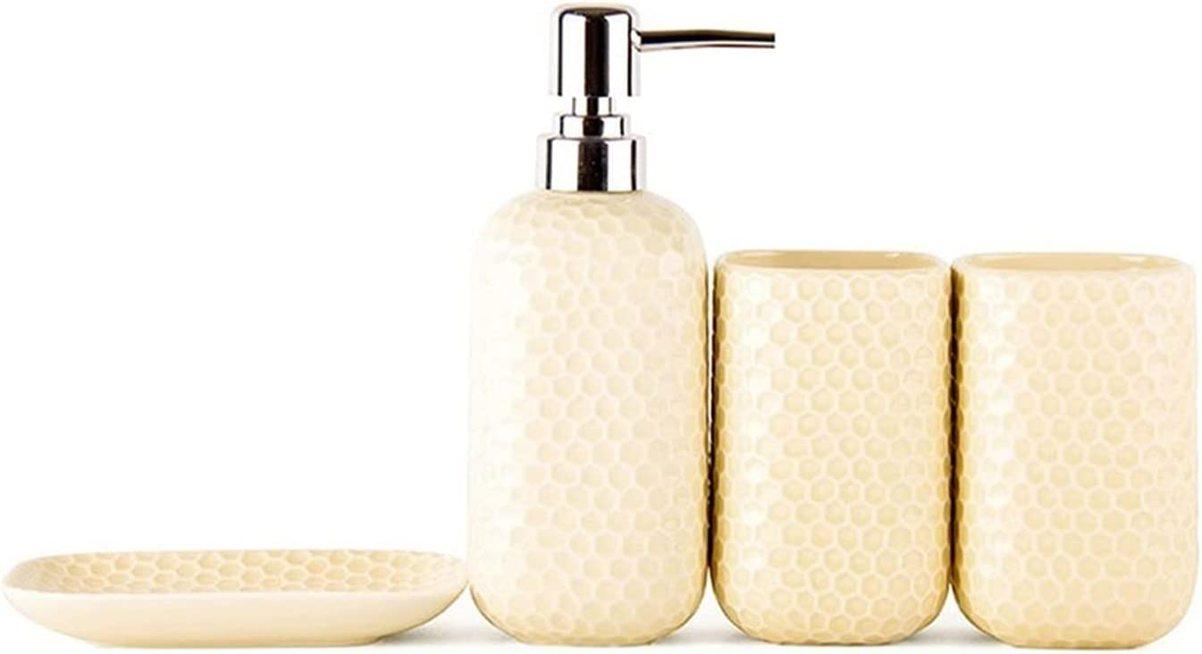 Soap Dispenser Genuine Free Shipping Bottle Lotion Piece Bathroom 4 Ceramic supreme