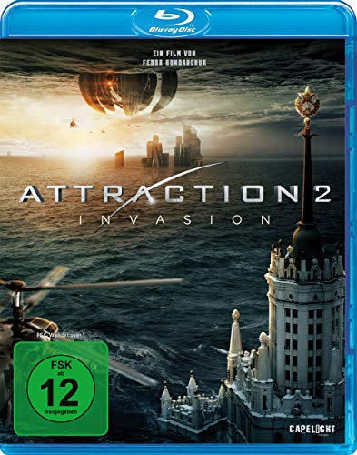 Attraction 2: Invasion [Blu-ray]