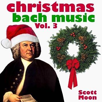 Christmas Bach Music Volume 3