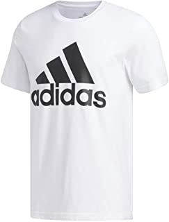 adidas Men's Badge of Sport Basic Tee