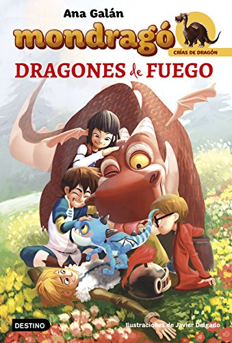 Mondragó. Dragones de fuego: Mondragó 2