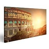 Cuadros decoracion salon modernos Uno de los destinos turísticos más famosos del mundo: el Coliseo Romano. UJH