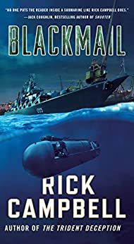 Blackmail: A Novel by [Rick Campbell]