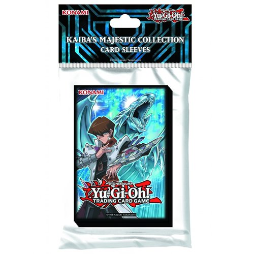 Yu-Gi-Oh! KONKMCCS Kaibas Majestic Collection - Funda para Tarjetas