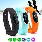 3nh Waterproof Bluetooth 4.0 Smart Bracelet Pedometer Sleep Monitor Wristband Watch Fitness Tracker
