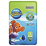 Huggies Little Swimmers Schwimmwindeln Gre 3/4 7-15 kg 2er Packung (2 x 12 Stck)