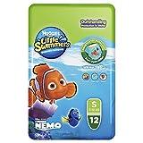Huggies Little Swimmers Schwimmwindeln Größe 3/4 7-15 kg 2er Packung (2 x...
