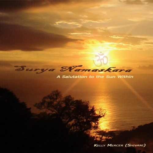 Surya Namaskara audiobook cover art