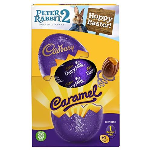 Cadbury Cioccolato Caramello Uovo Di Pasqua 139g