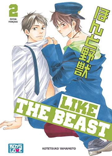Like The Beast - Tome 02 - Livre (Manga) - Yaoi