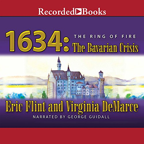 1634 audiobook cover art