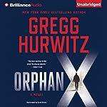 Orphan X audiobook cover art