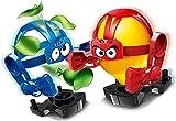 Robots de lucha contra globos, juguete de lucha de robots infantiles, robot manual de boxeo, juego de batalla familiar Juguete, juguete de boxeo Partchild Fun Play, PK Juego de mesa para niños regalos