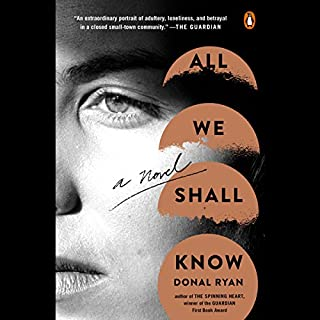 All We Shall Know audiobook cover art