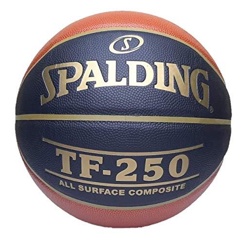 Bola de Basquete Profissional Spalding - TF-250 CBB Microfibra