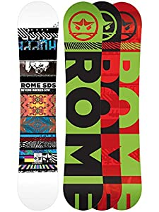 About Rome Reverb Rocker Wide Snowboard 153 Mens Review