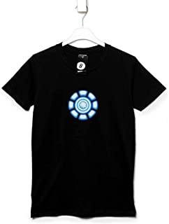 Mens T Shirt - Power Coil Chest - 8Ball Originals Tees